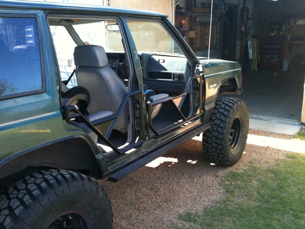 Xj Tube Doors Jeep Xj Mods Jeep Zj Jeep Xj