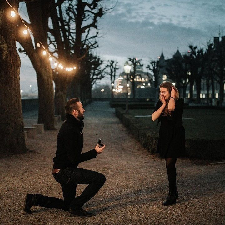 Romantic Proposal Ideas So Many Sweet Ideas Surprise Proposal