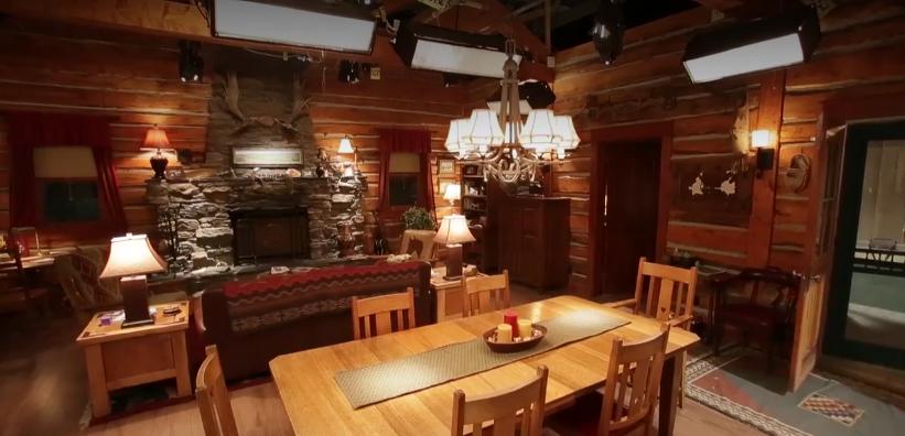 Heartlandians Country House Design Heartland Ranch Ranch House #ranch #house #living #room