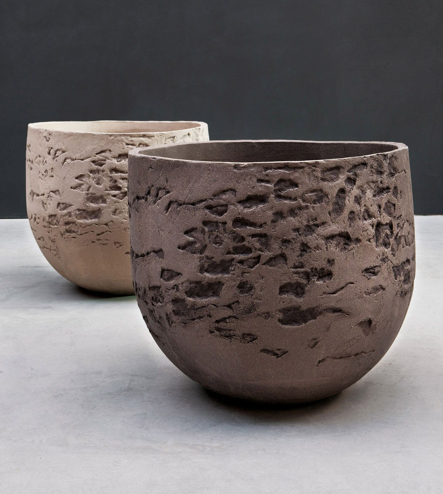 Ceramic Pottery For Plants Planters Are So Beautiful And Interesting From Atelier