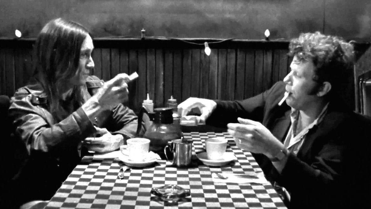 Friday Film Pick Coffee And Cigarettes Intertitles Coffee And Cigarettes Friday Film Animal Coffee
