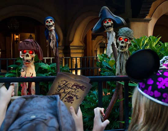 Pirate's Adventure: Treasures of the Seven Seas Launches no Magic Kingdom Park
