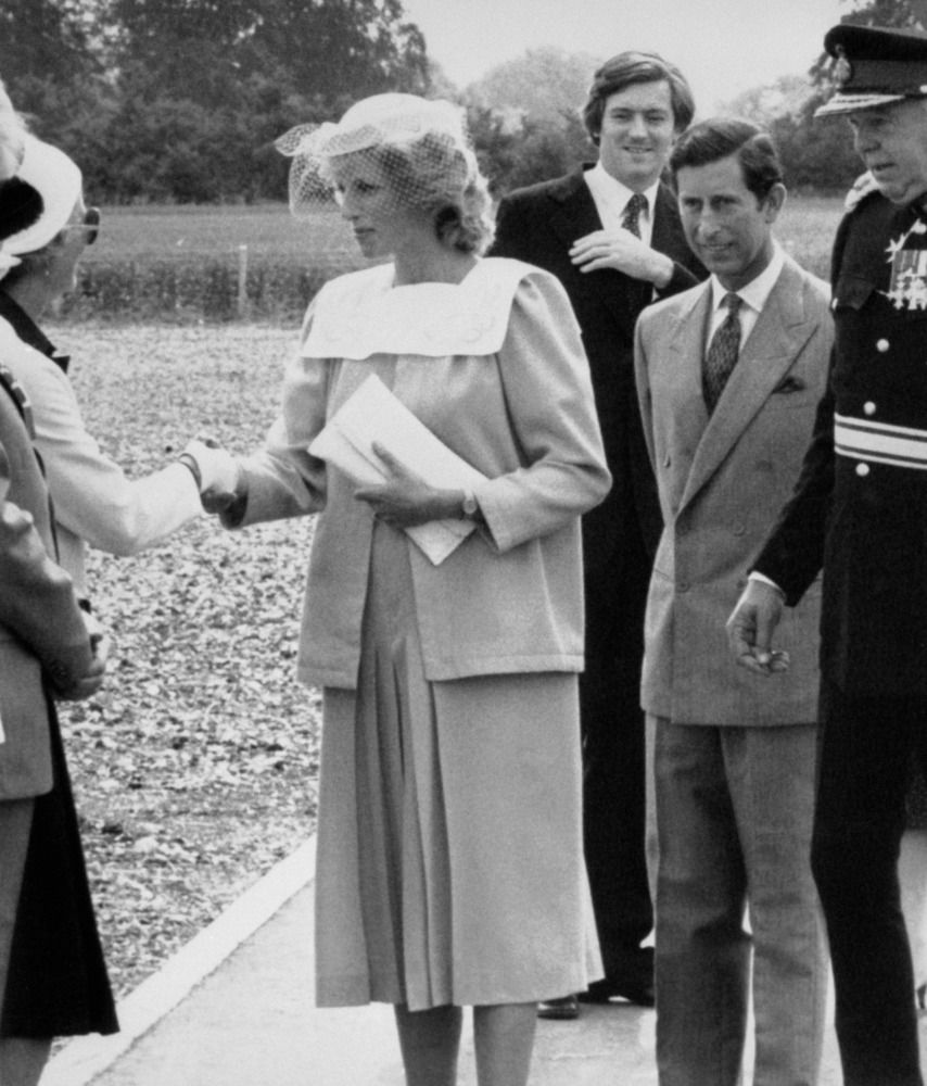 Royal Babies 30 Years On From Diana (VIDEO, PICTURES
