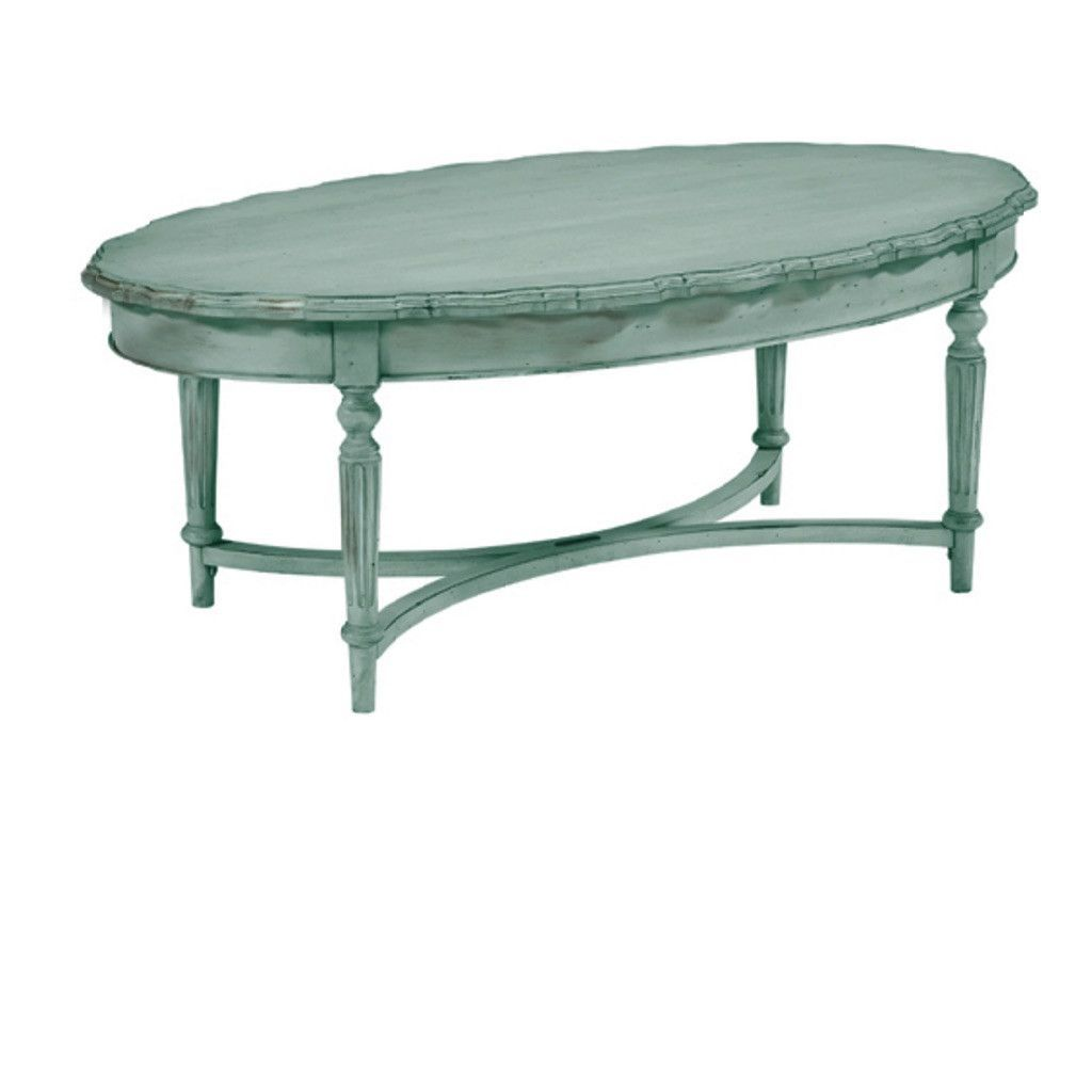 Clairemont Coffee Table Magnolia Home French Inspired Piecrust Coffee Table Shape Home