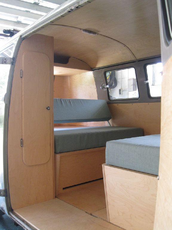 rj campers vw camper interior kits vw bus pinterest camper