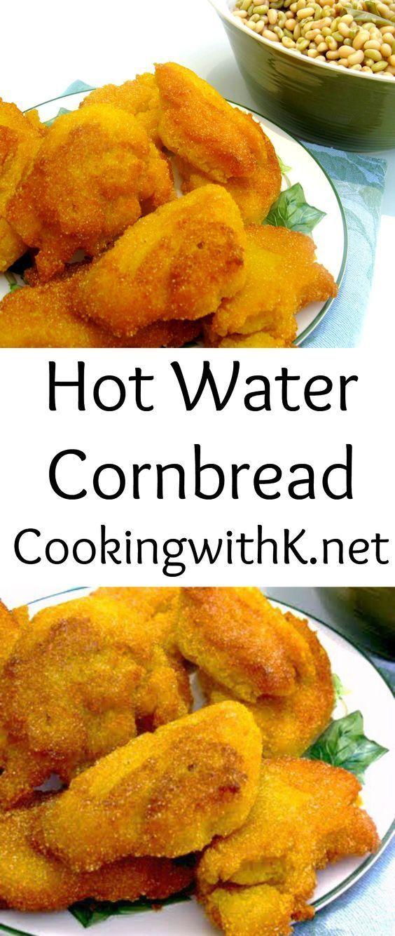 Photo of Old Fashioned Hot Water Cornbread {Granny's Recipe}