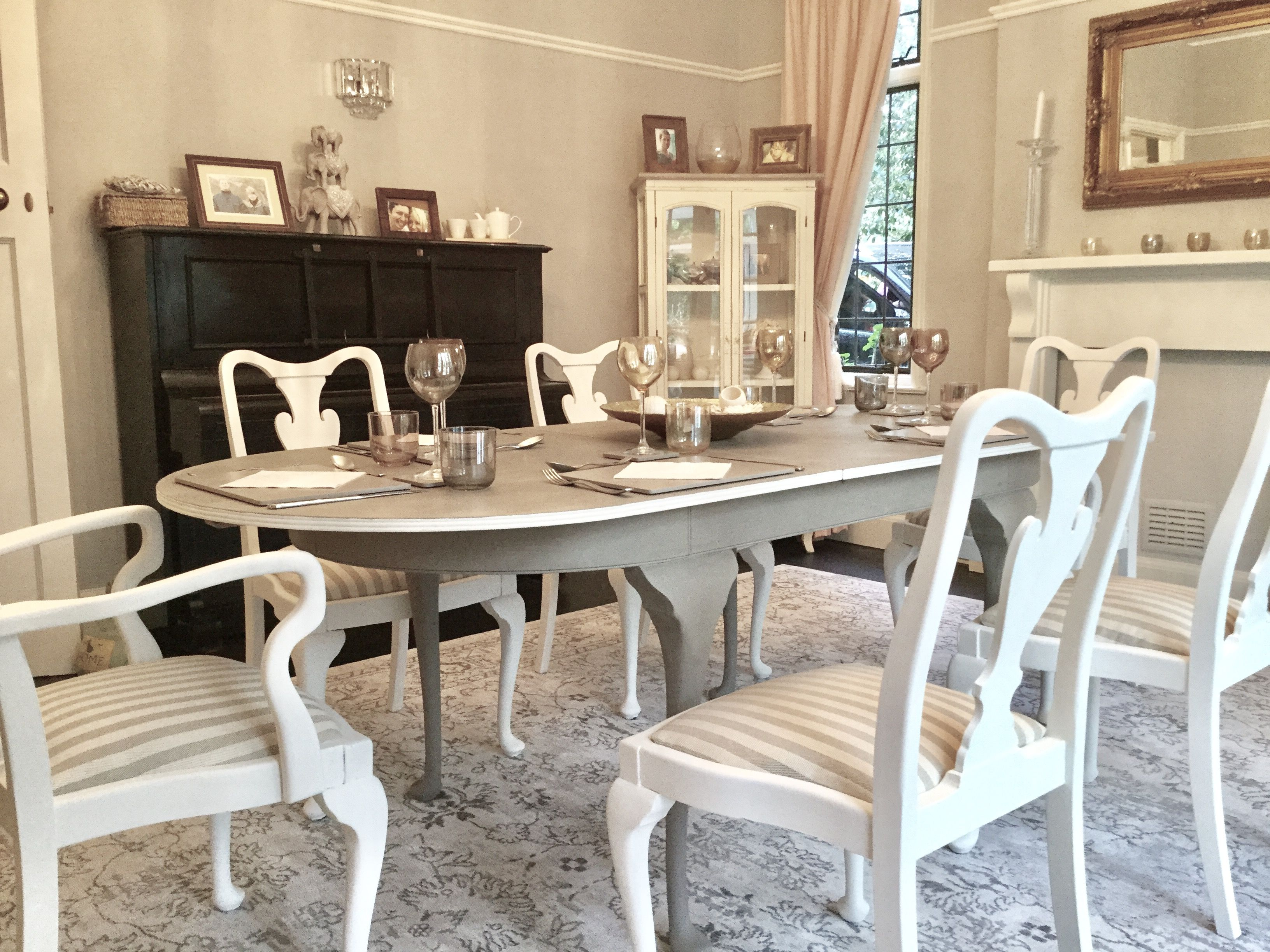 Dining Room Sets, Queen Anne Style Dining Room Set