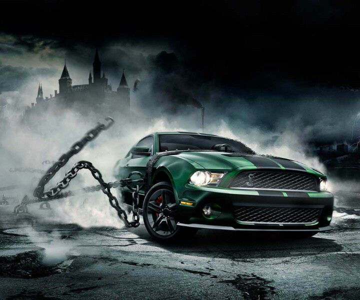 Go Hard Or Go Home Stuff To Try Mustang Wallpaper Ford