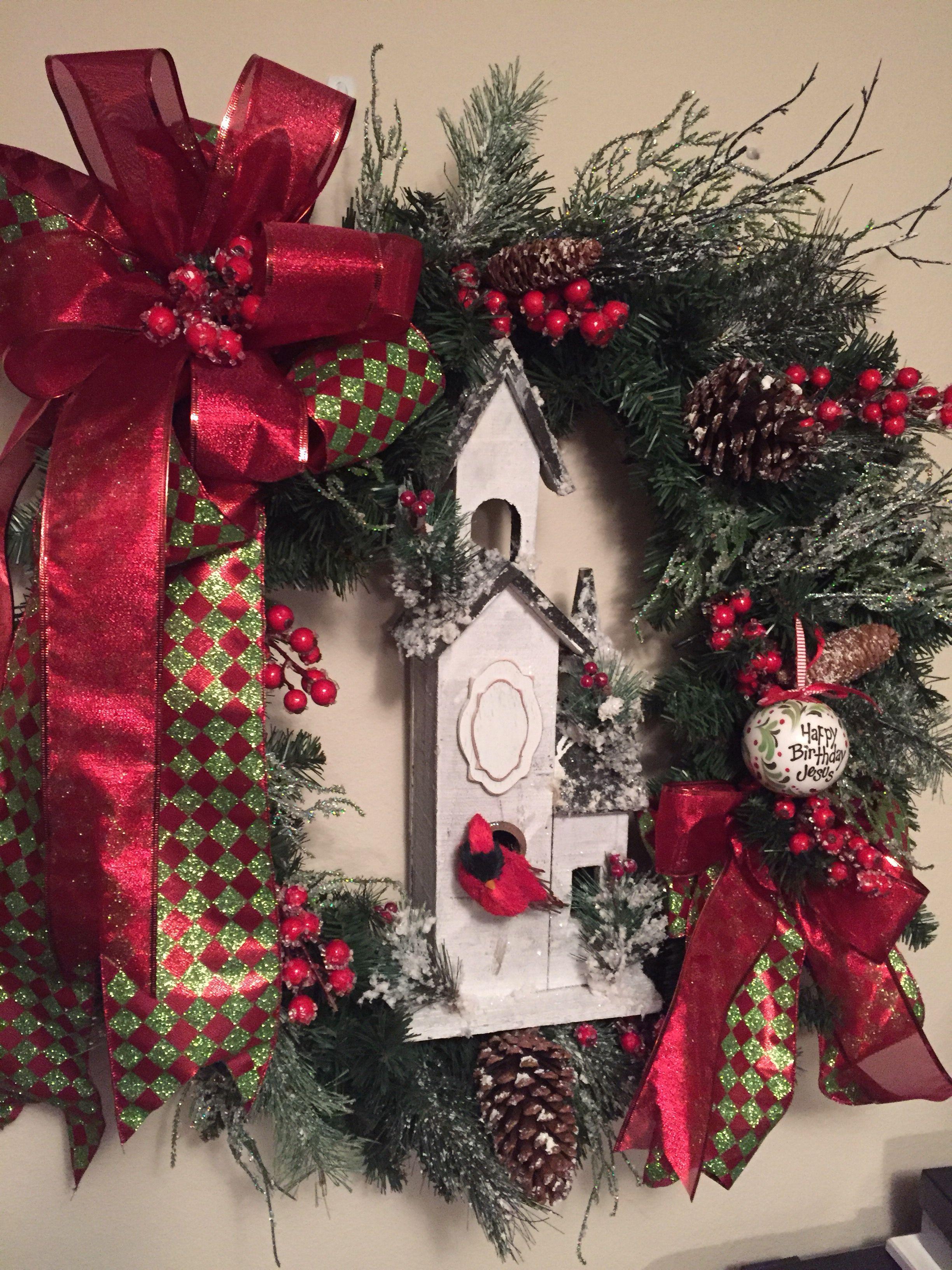 Happy Birthday Jesus! Christmas decorations, Christmas