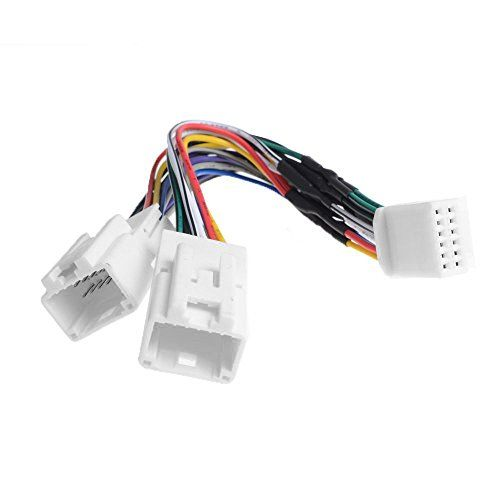 APPS2Car Toyota Lexus Scion Y Cable Radio Wiring Harness For USB