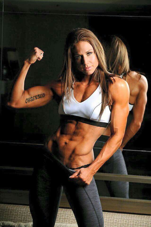 muscle girl sexy
