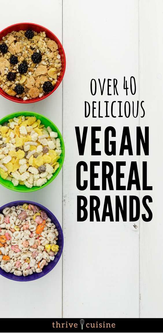 List of 40 vegan cereals 1 non veg cereal that shocked us list of 40 vegan cereals 1 non veg cereal that shocked us vegans cereal and vegan breakfast forumfinder Gallery