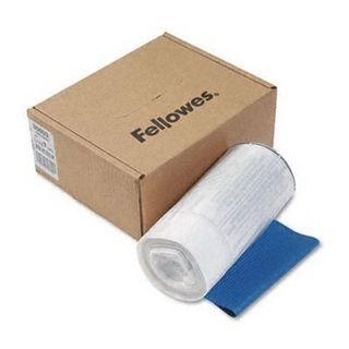 Fellowes Powershred Shredder Bags for Models SB-95C/DM17C - 100 Bags & Ties per Carton (Clear)
