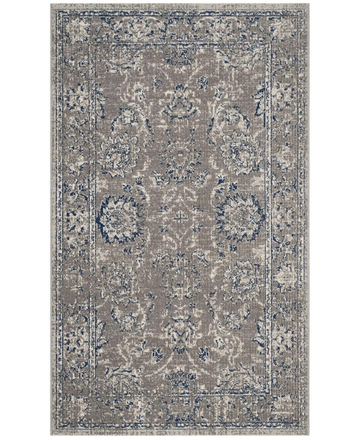 Safavieh Artisan Dark Gray And Blue 3 X 5 Area Rug Reviews