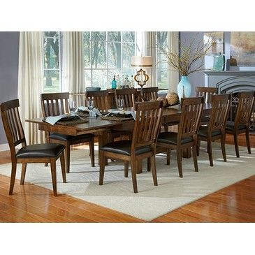 Calling All Large Families That Need To Seat Of Their Relatives For Thanksgiving Dinner Your Dining Set Problems Have Been Solved