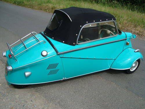 Messerschmitt KR 200  Bubble car Isetta For Sale 1961