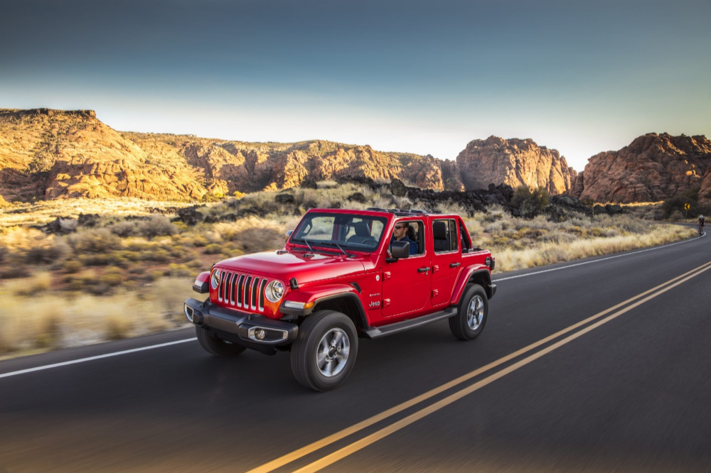 Epa Gets Around To Rating The Jeep Wrangler Ecodiesel Jeep