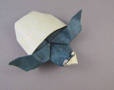 Photo of Origami Turtles – Page 2 of 2 | Gilad's Origami Page