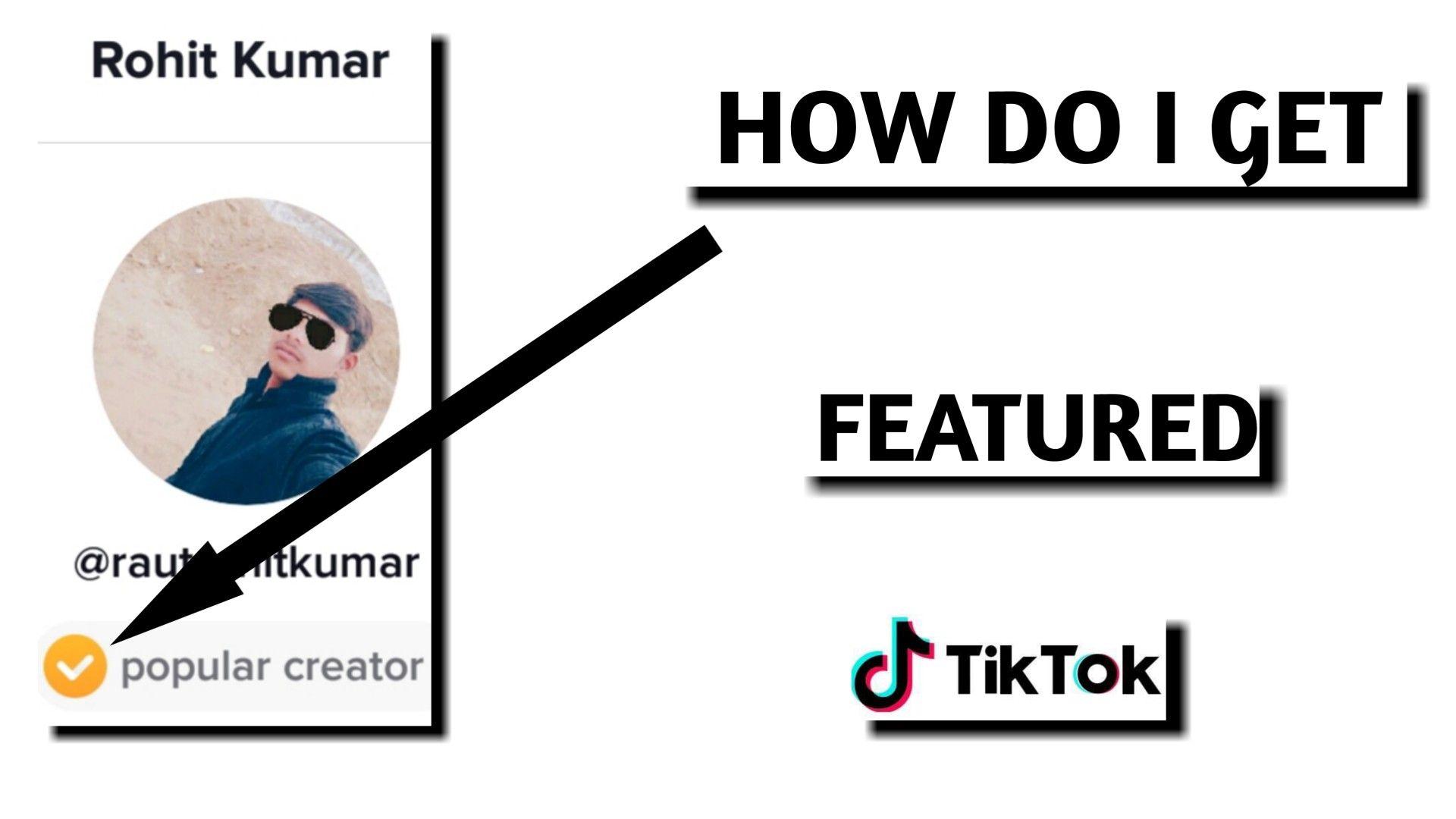 How Do I Get Featured On Tik Tok Musically How Do I Get Likes App Tik Tok