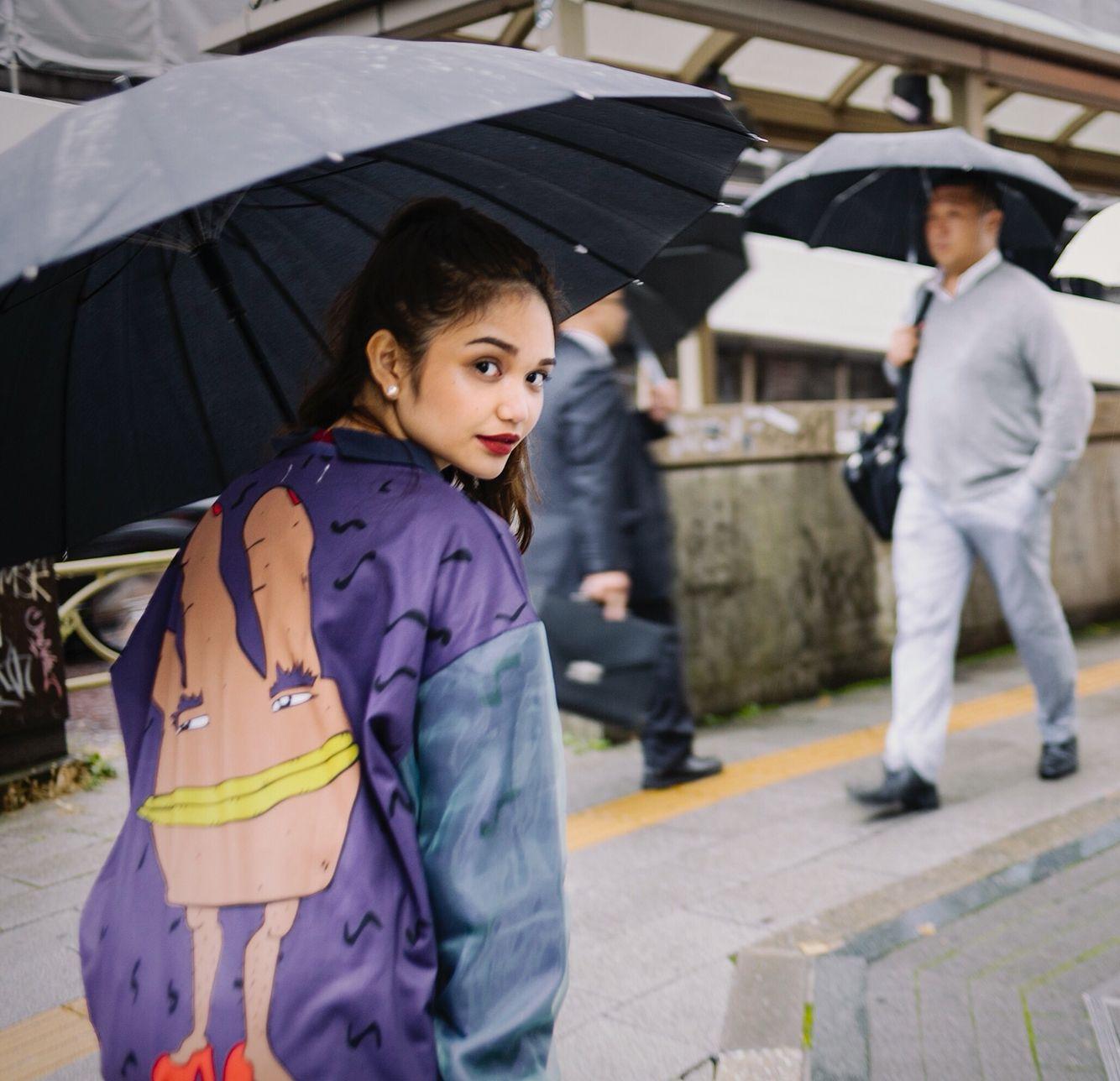 #outdoorshoot #outdoorportrait #photoshoot #harajukufashion #streetstyle #tokyofashion #redlips #art #outdoorphotoshootwomen #asian #hispanic #portrait