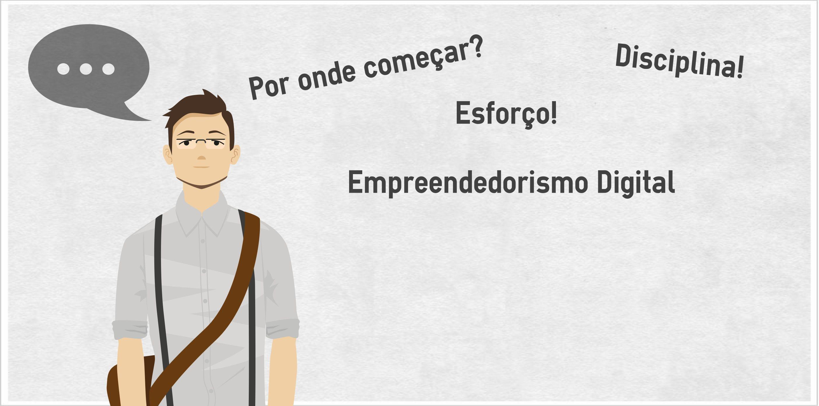Por Onde Começar Empreendedorismo Digital Ricardo