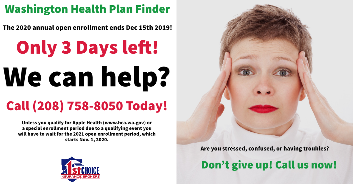 Only 3 Days Left If You Need Help Call Us Today Health Plan How To Plan Day