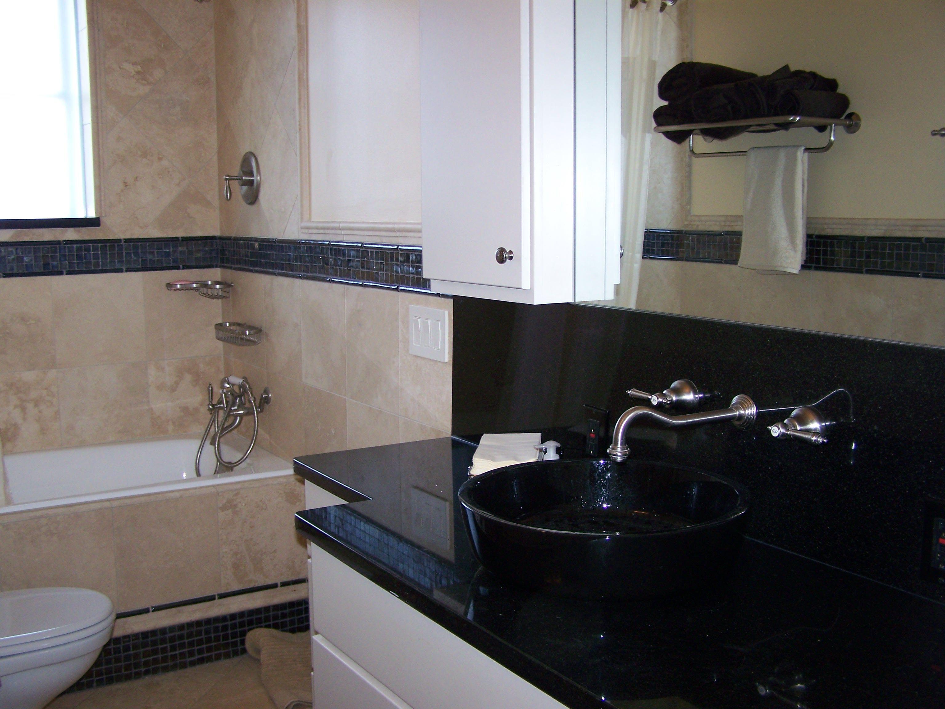 Very Nice Marble Bathroom Triplejcontractors 410 980 2057 Impressive Bathroom Remodeling Baltimore Design Decoration