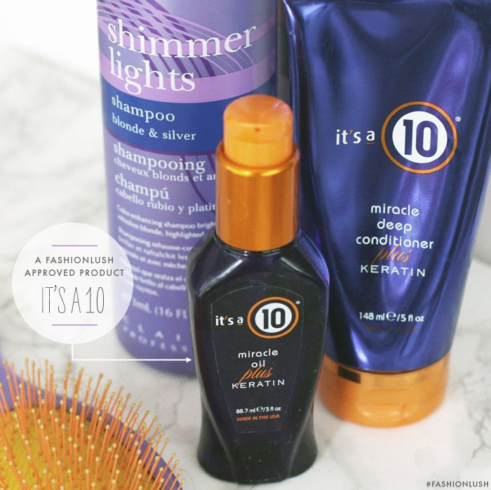 Brunettes Can (& def. should) Use Purple Shampoo Too ...