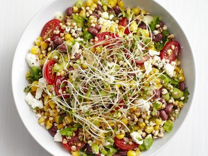 california grain salad