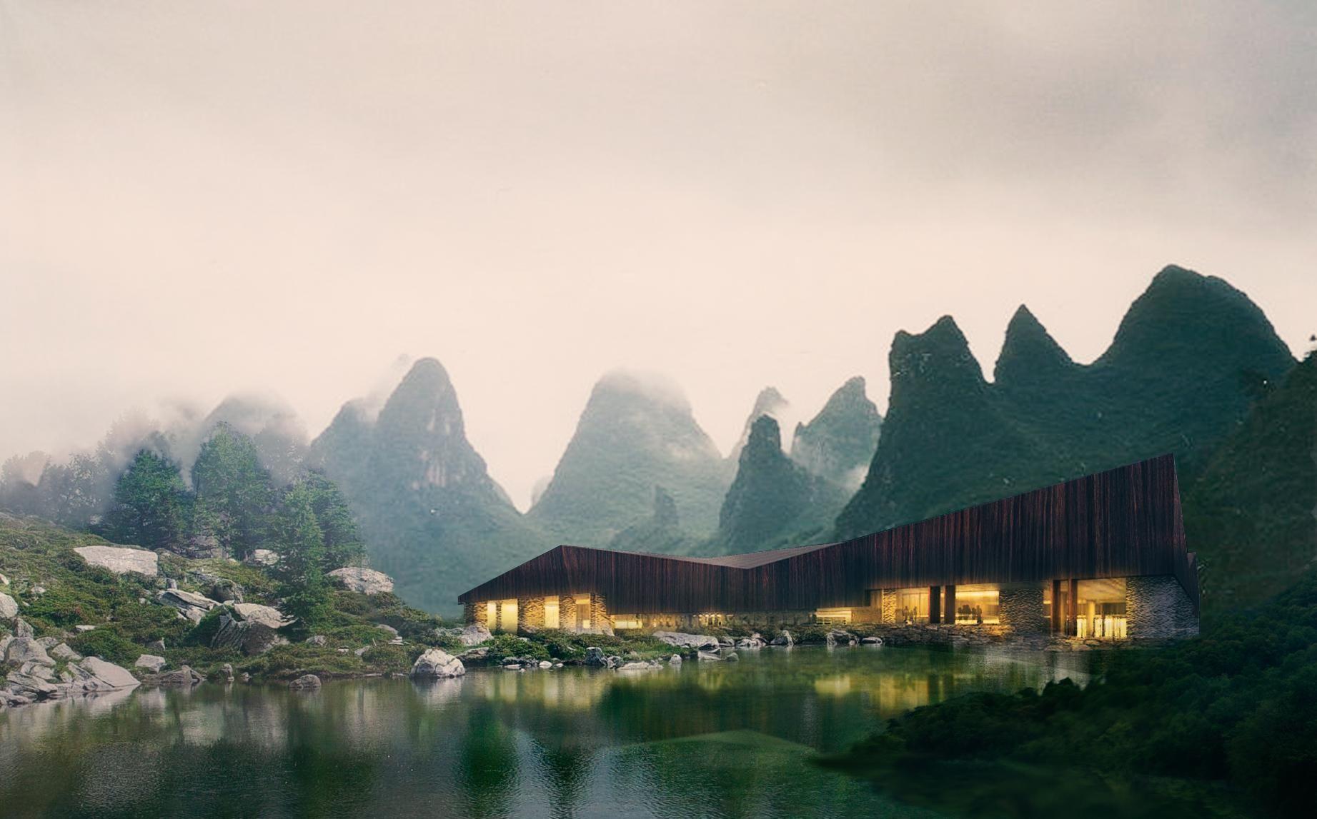 12 postwork style architectural visualization tutorials 3d architectural visualization rendering blog