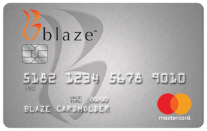 Credit Cards For Fair Credit >> Blaze Mastercard Review Blaze Credit Card Pre Qualify