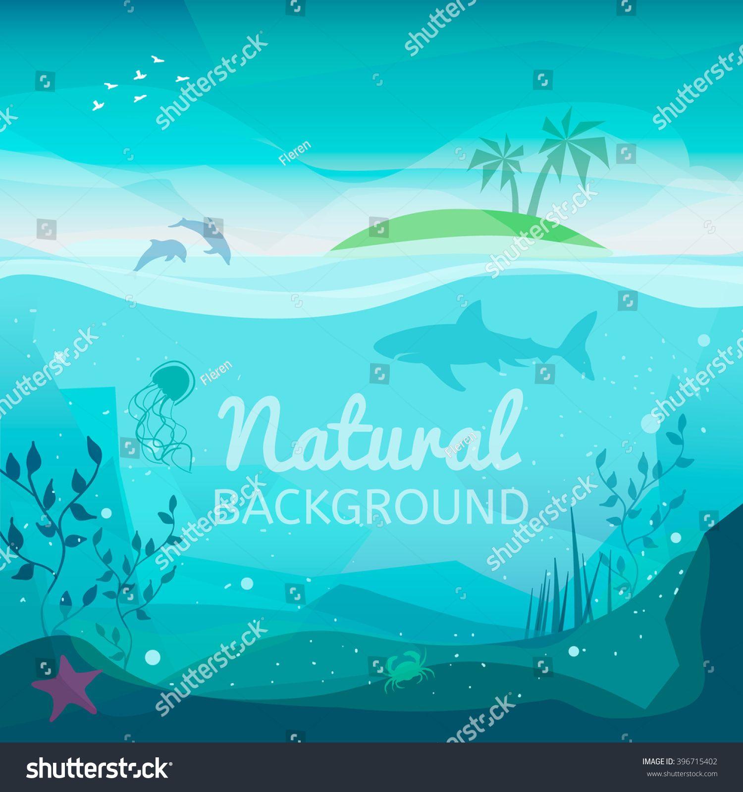 ボード Undersea のピン