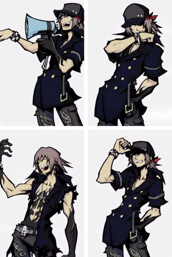 sho minamimoto the world ends with you pinterest tetsuya