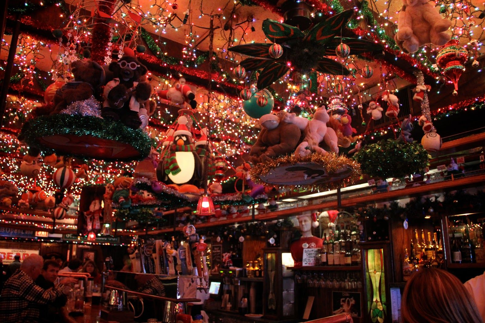 Image result for butch mcguires christmas