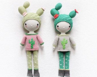 Easy Amigurumi Pdf : Kikalite crochet pattern ballerina bunny charlotte pdf pages