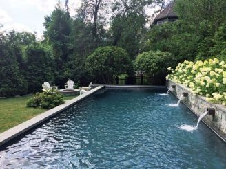 Natural swimming pool trend cleanwater pools that blend with your landscape Part 3 #poolimgartenideen