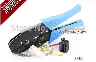 $19.55 (Buy here: https://alitems.com/g/1e8d114494ebda23ff8b16525dc3e8/?i=5&ulp=https%3A%2F%2Fwww.aliexpress.com%2Fitem%2FFree-shipping-LX-03B-Spring-6-3-terminals-terminal-crimping-pliers-tool-car-connector%2F32260609430.html ) LX-03B Spring 6.3 terminals terminal crimping pliers tool  car  connector for just $19.55
