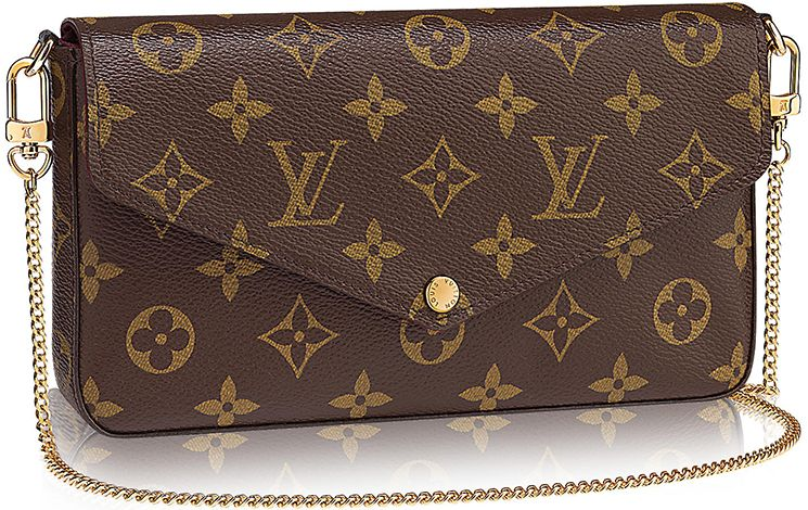 1e58a9577989 Louis Vuitton Pochette Felicie Bag