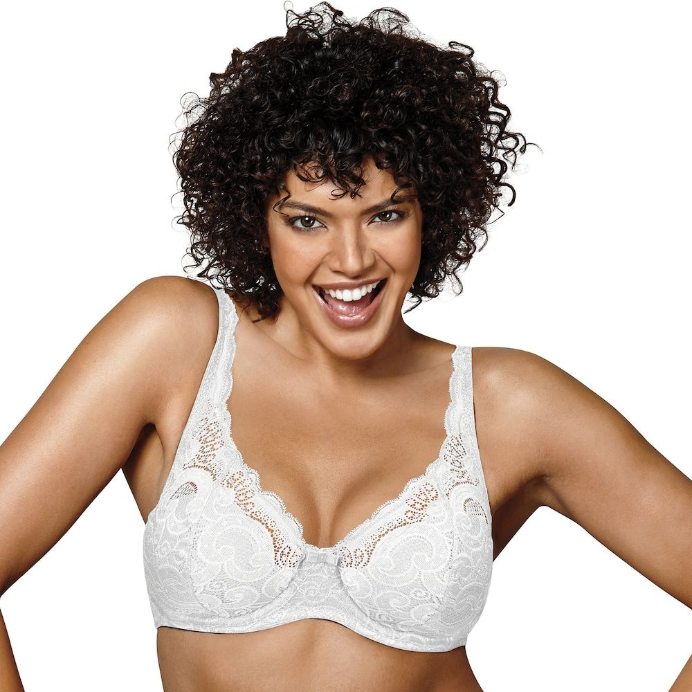 5cfa38aab3ca1 Plus Size Playtex Bras  Love My Curves Beautiful Lift Lightly Lined Full-Figure  Underwire Bra US4514