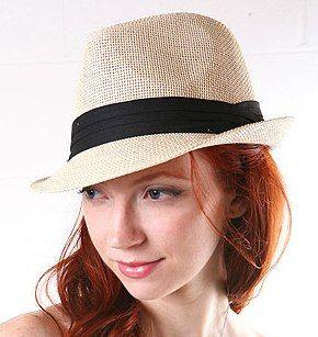 Cute Fedora Fedora Hats Round Face Shape