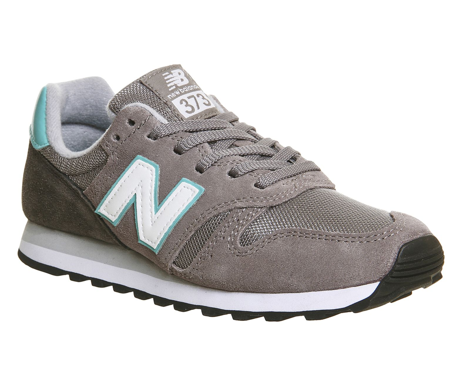 New Balance 373 Grey Green Unisex Sports | New Shoes