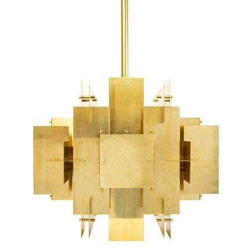 Found it at allmodern puzzle 2 light chandelier