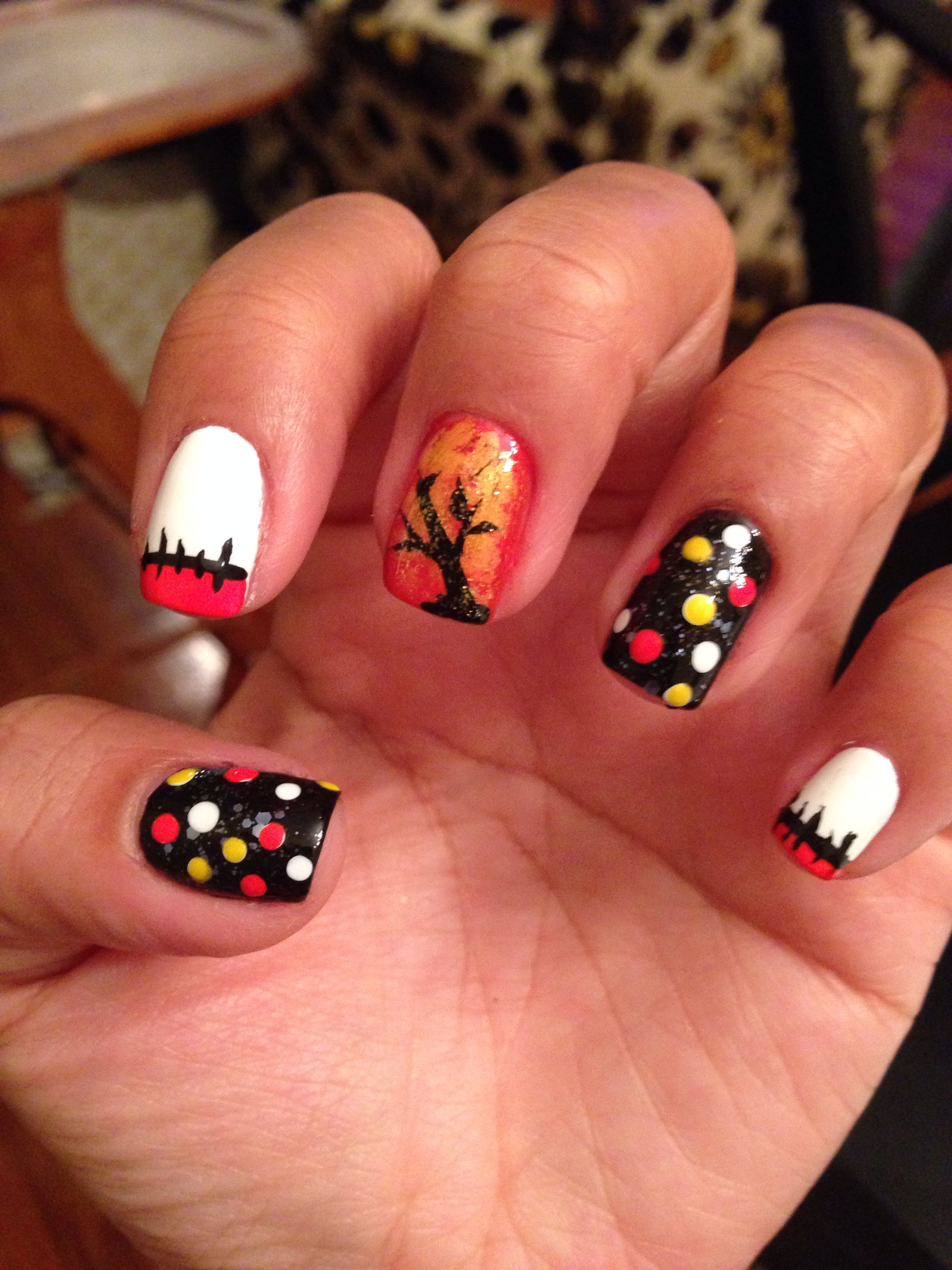Halloween nails | Nails, Halloween nails, Nail art