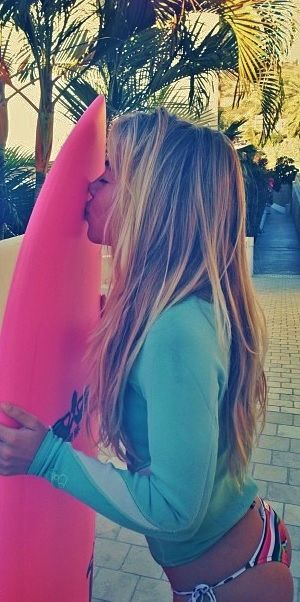 Love your surf board ;-)