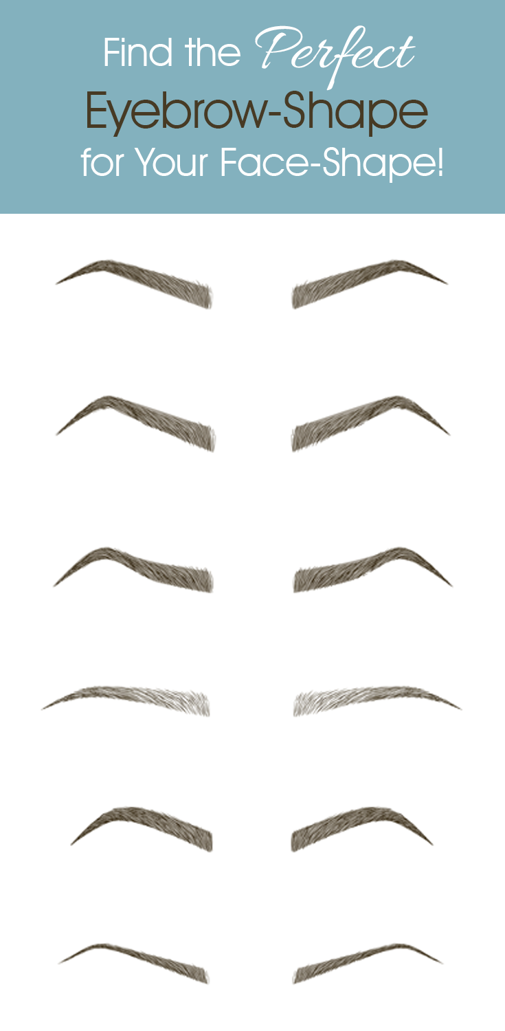 Let Us Help You Determine Your Face Shape So You Can Find The