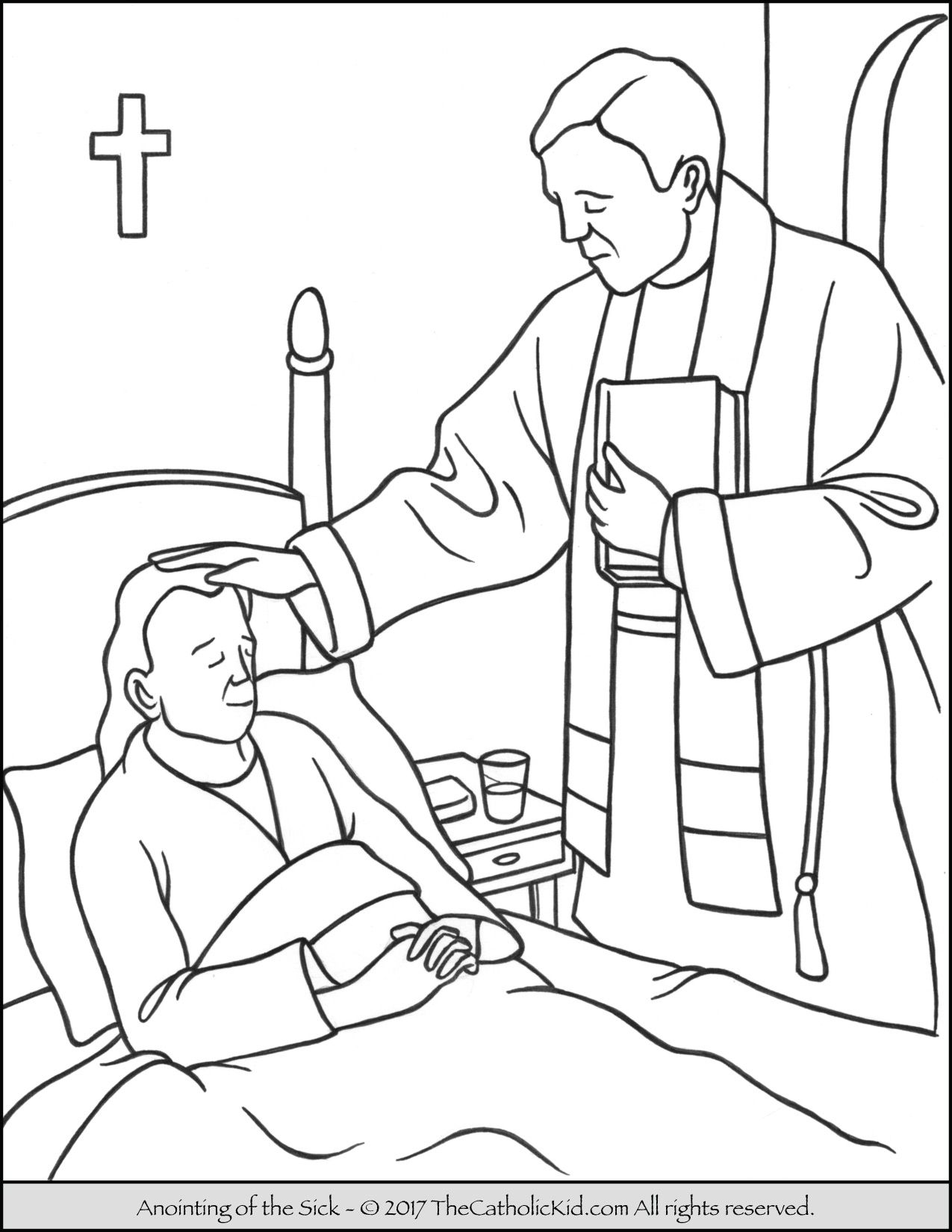 Pin On Sacrament Coloring Pages