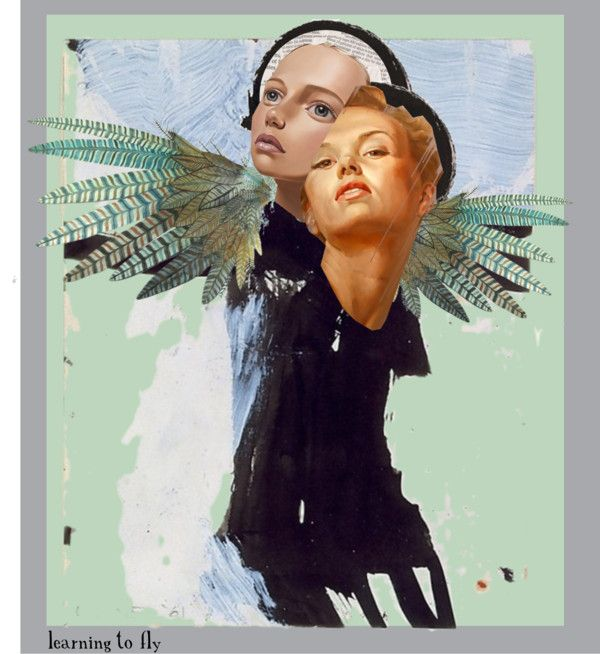 """""""learning to fly"""" by jo-fort-ankney on Polyvore"""