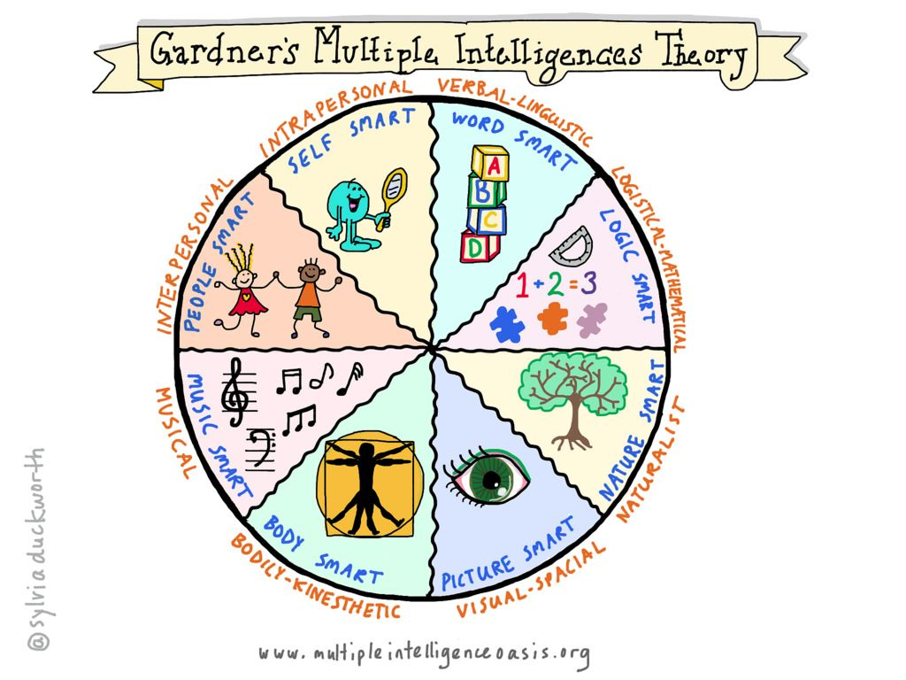 Howard Gardners Theory Of Human Intelligence Education Essay