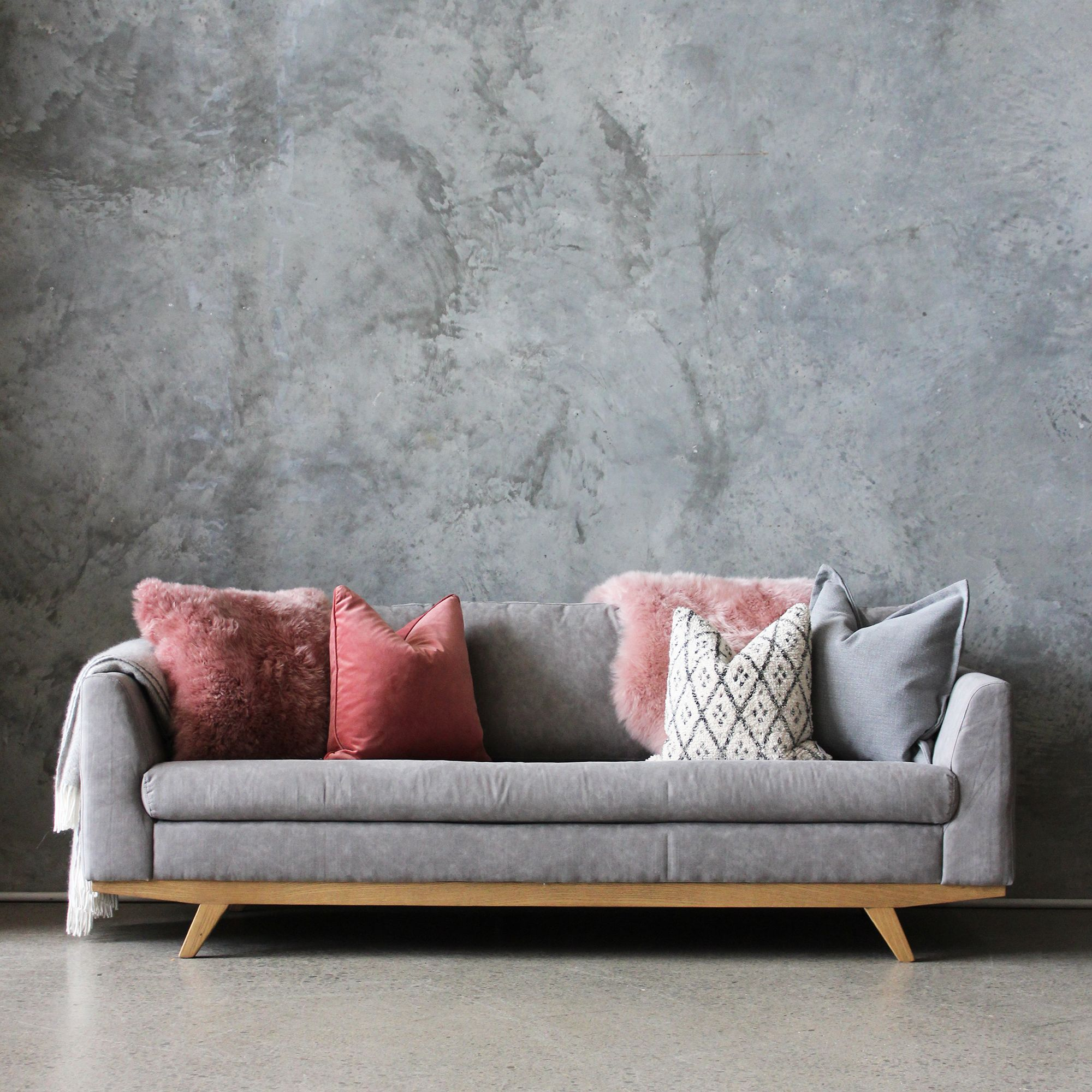Chicago Sofa — Loft Furniture New Zealand | Loft furniture ...