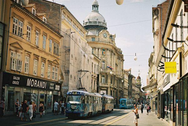 Zagreb Croatia Zagreb Croatia City Of Zagreb